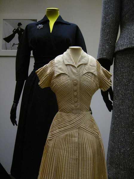 Fashion exhibition at the V&A in London