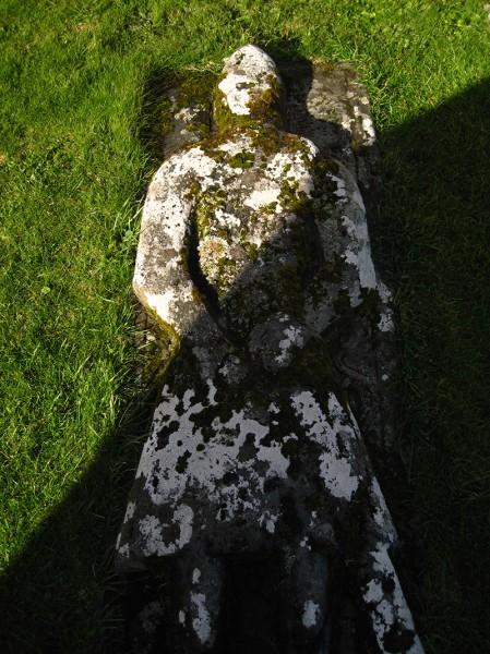 Grave, Kilmuir Cemetery, Isle of Skye